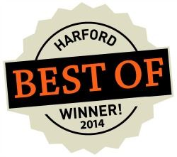Harford Best Award Logo